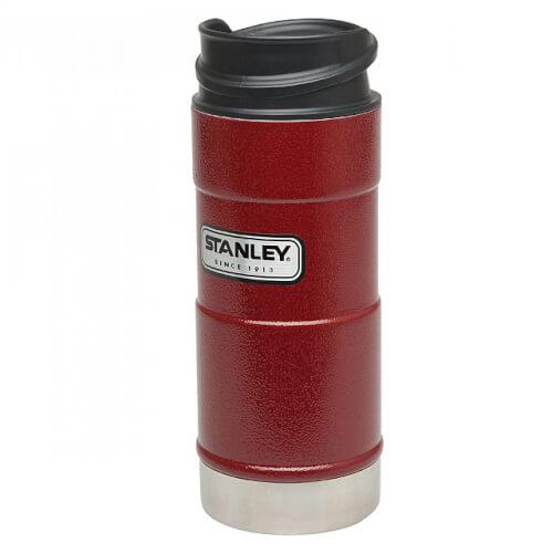 Stanley Classic Vakuum-Trinkbecher, 0,35 Rot