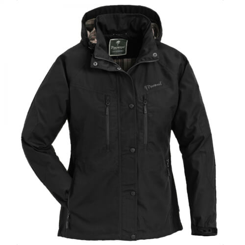 Pinewood Jacket Corsica Extreme- Ladies Black