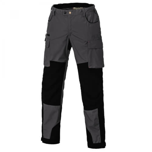 Pinewood Dog-Sports Hose Dunkelgrau/Schwarz Damen