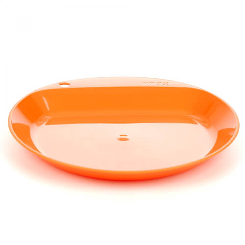 Wildo Camper Plate Deep orange