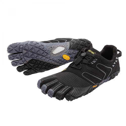 Vibram Fivefingers V-Trail Black/Grey