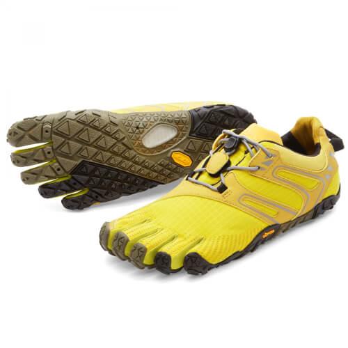 Vibram Fivefingers V-Trail Damen gelb/schwarz