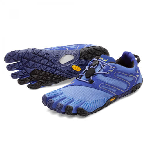 Vibram Fivefingers V-Trail Damen purple black 38 EUR