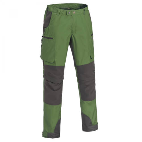 Pinewood Trousers Zip-Off Caribou Applegreen/Grey
