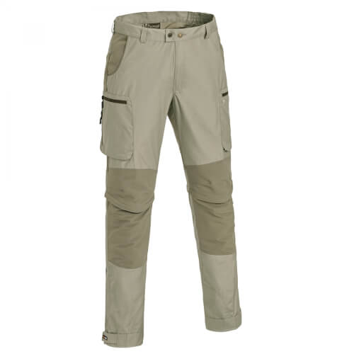 Pinewood Trousers Zip-Off Caribou TC L.Khaki/MidKhaki