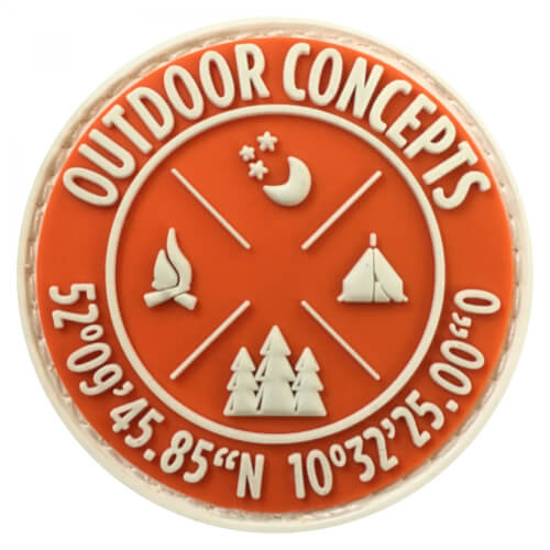 Outdoor Concepts Patch Glow in the Dark