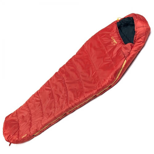 Snugpak Schlafsack The Sleeping Bag TSB Ruby Red