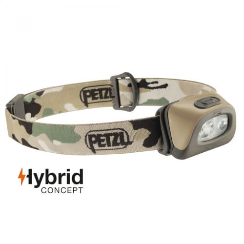 Petzl TACTIKKA+ 250 Lumen Neue Version