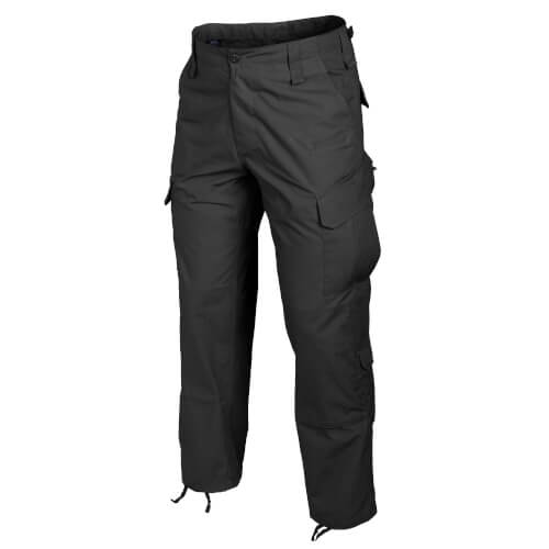 Helikon-Tex CPU Pants - PolyCotton Ripstop black