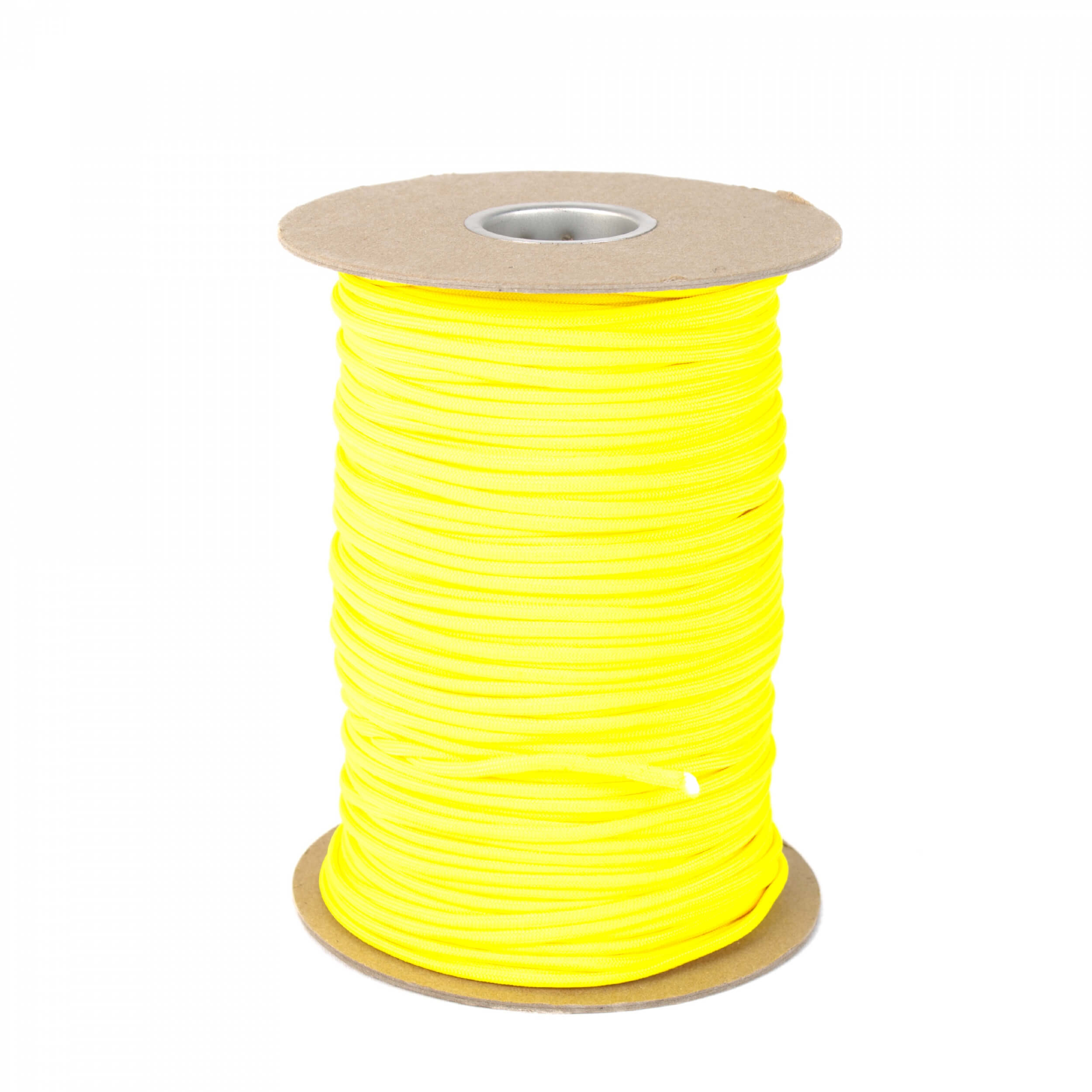 Paracord 550 Type III Canary Gelb