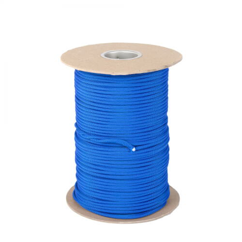 Paracord 550 Type III Royal Blau