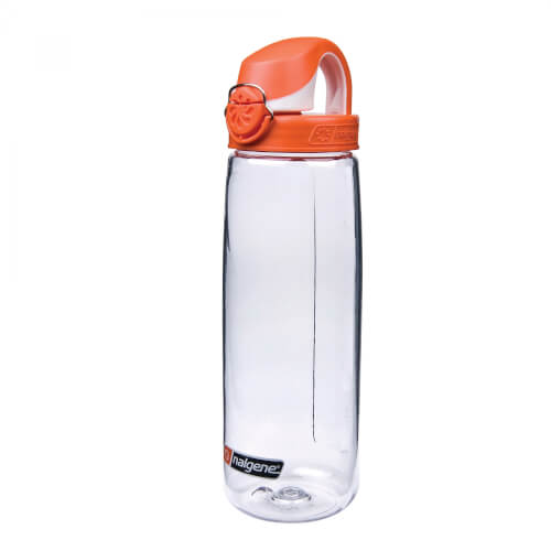 Nalgene Everyday OTF 0,7 l klar/orange