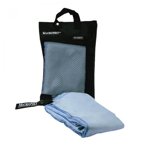 McNett Outgo Handtuch MicroNet - M skyblau