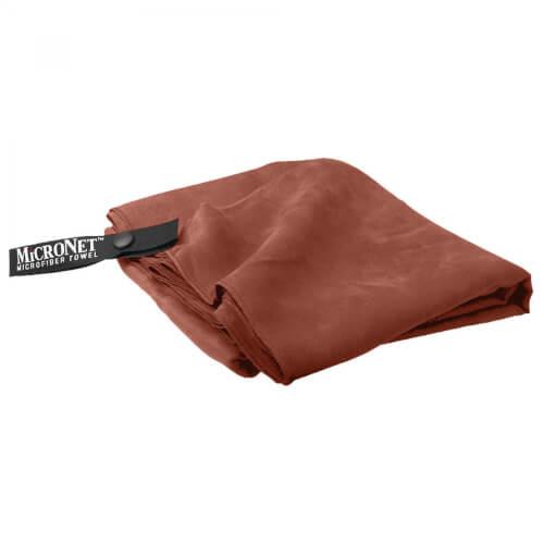 McNett Outgo Handtuch MicroNet - M terracotta