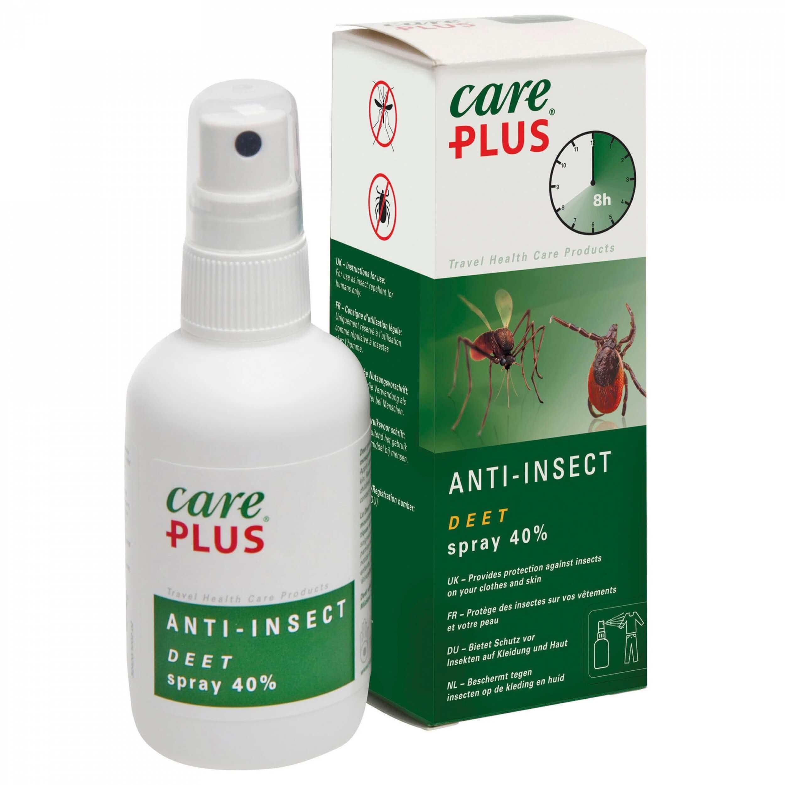 CarePlus Anti-Insect Deet 40%, 60ml