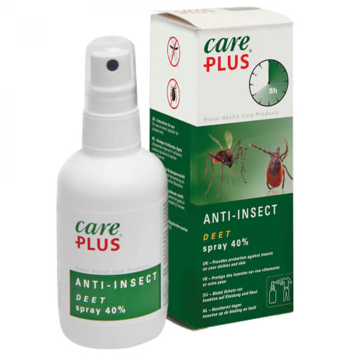 CarePlus Anti-Insect Deet 40%, 60ml
