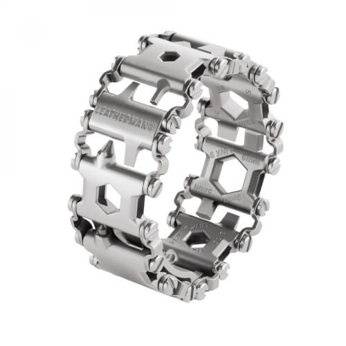 Leatherman TREAD silber