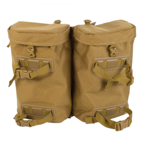 berghaus MMPS Seitentaschen coyote 2X10L