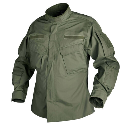 Helikon-Tex CPU Shirt - PolyCotton Ripstop olive green