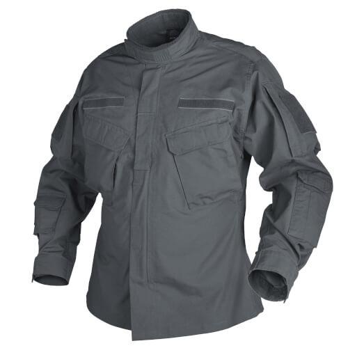 Helikon-Tex CPU Shirt - PolyCotton Ripstop shadow grey