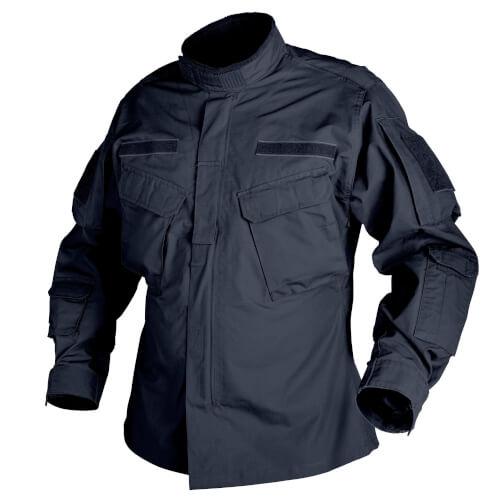 Helikon-Tex CPU Shirt - PolyCotton Ripstop navy blue