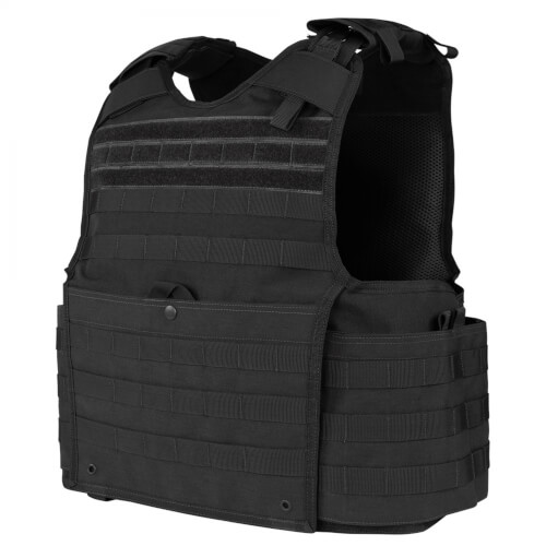 Condor Enforcer Releasable Plate Carrier schwarz