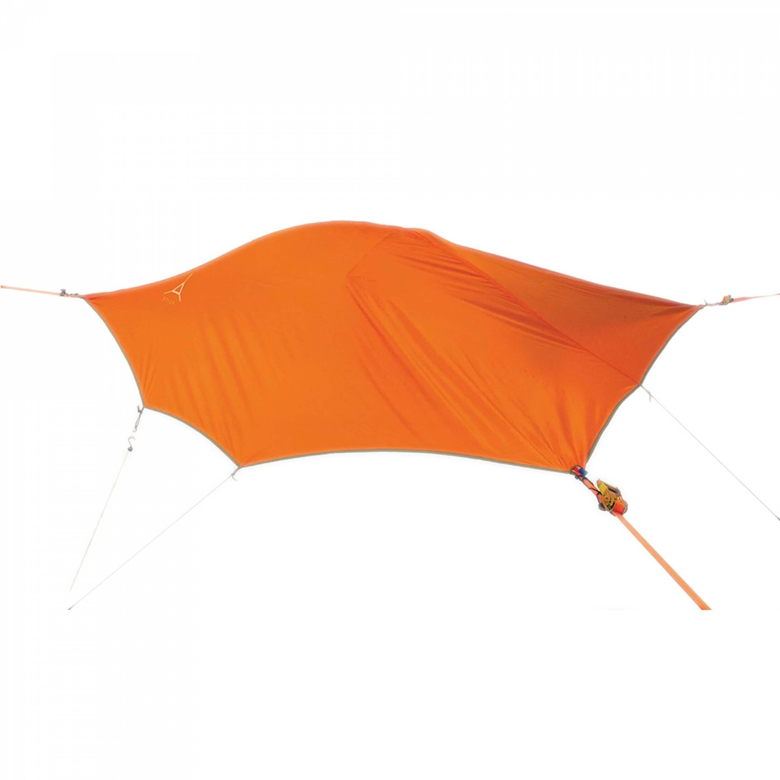 Hängematte Zelt 2 Personen : Tentsile flite baumzelt orange personen zelt