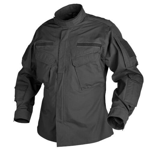 Helikon-Tex CPU Shirt - PolyCotton Ripstop black