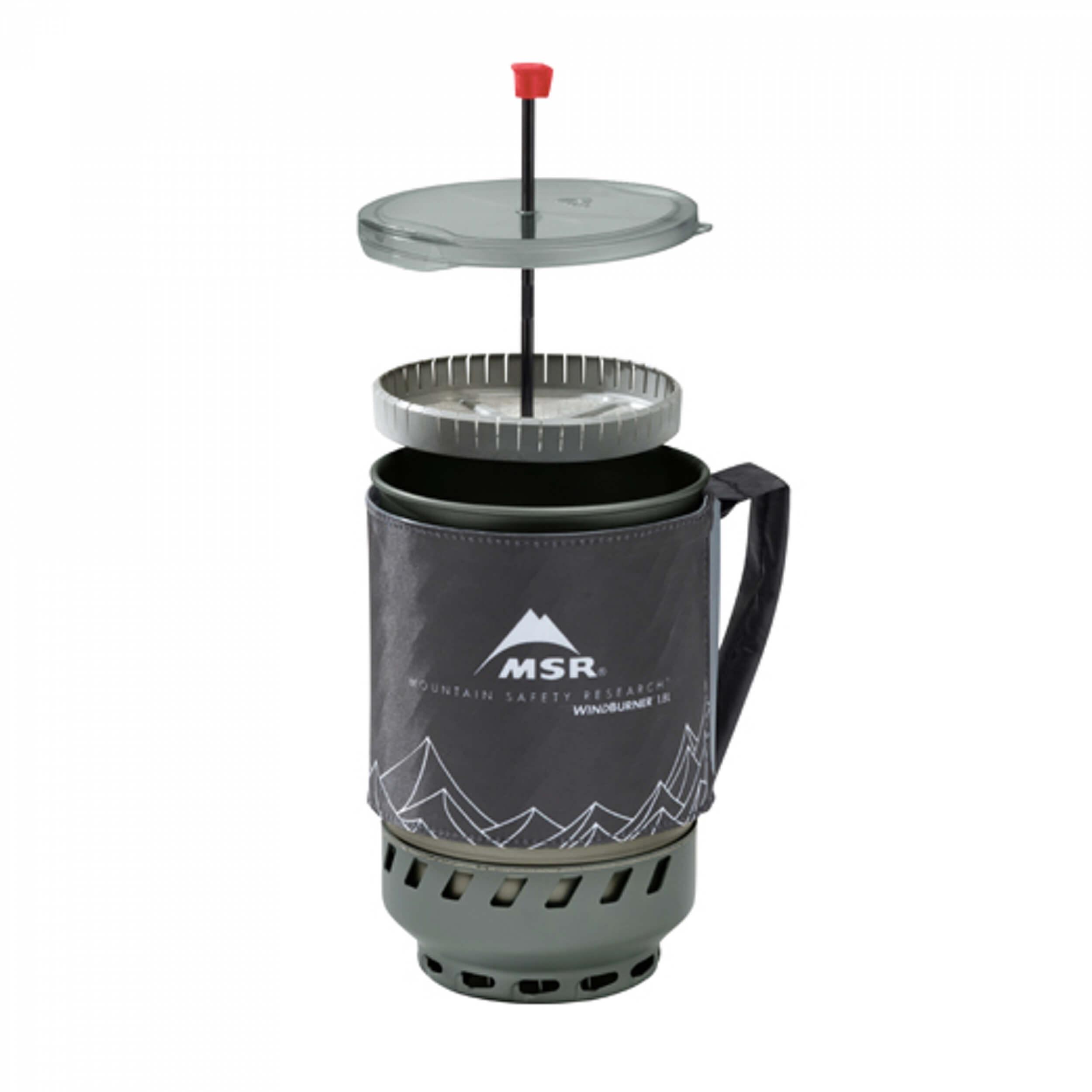 MSR Windburner 1,0L Kaffeepresse
