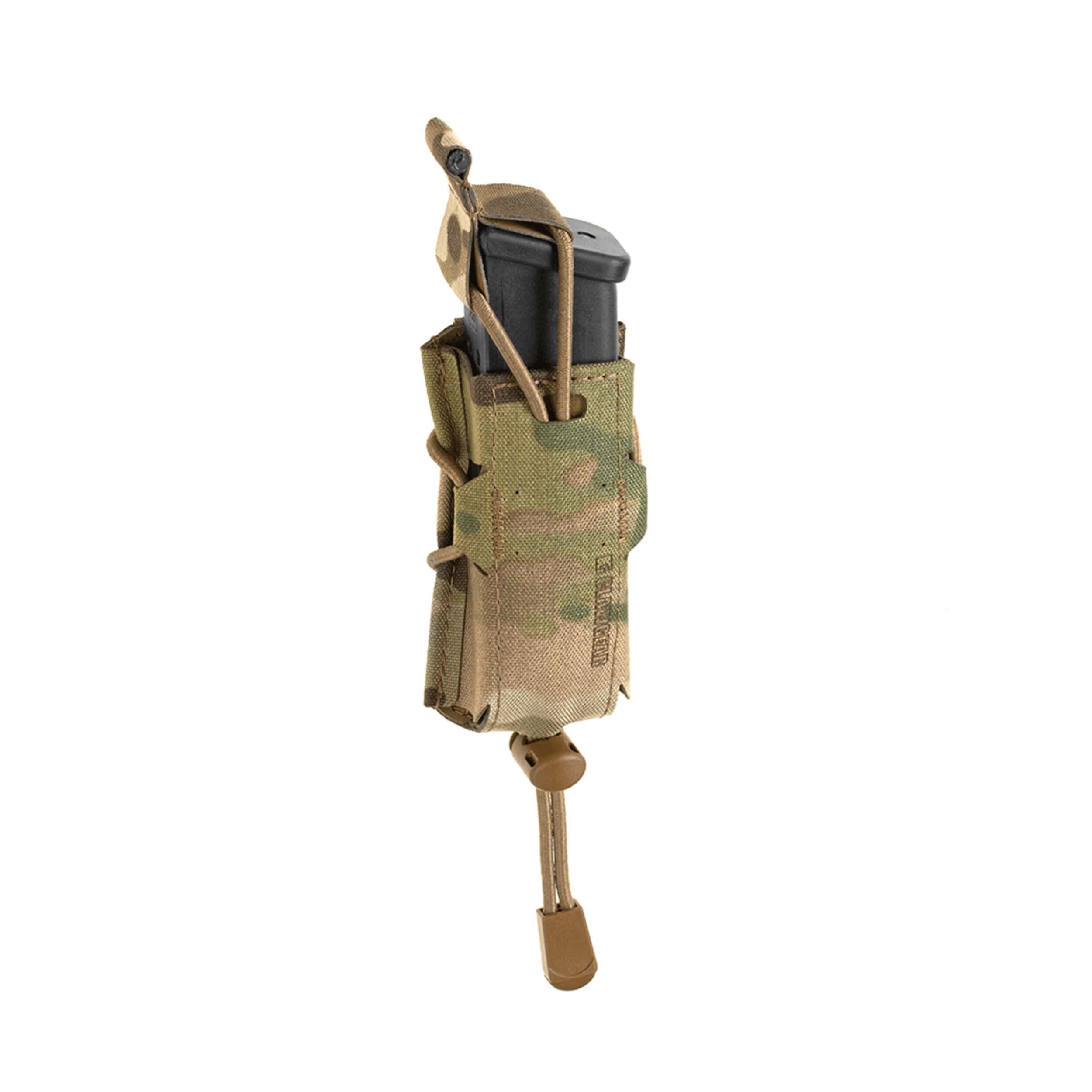 Clawgear Universal Pistolen Magazin Tasche Multicam