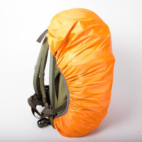 Rucksack Regenschutz / Raincover Orange