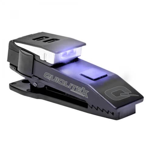QuiqLite X LED Ultraviolett 380nm Weiß, inkl. Diffusoraufsatz XFLARE