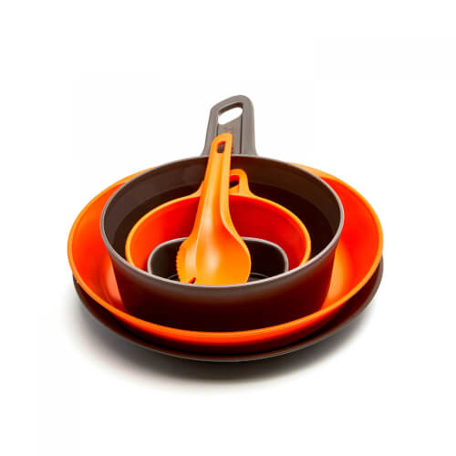 Wildo Explorer Kit orange & dark grey