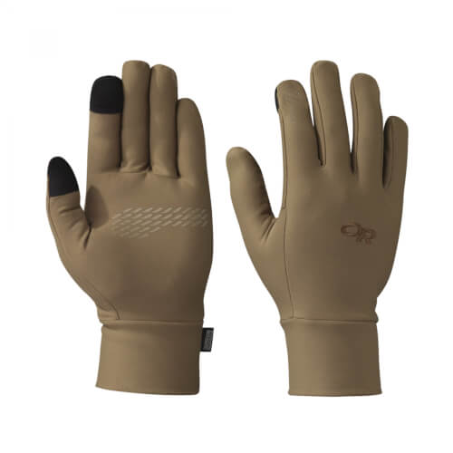 Outdoor Research Men`s PL Base Sensor Gloves coyote