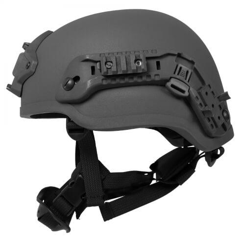 HCS Viper 2 Helm mit Rails NVG Mount und Pad schwarz
