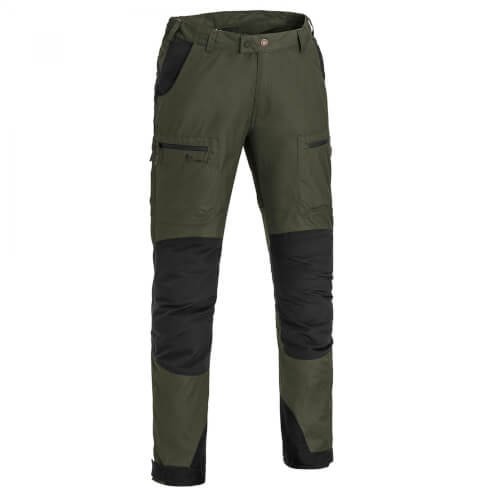 Pinewood Trousers Caribou TC Extreme Mossgreen/Black