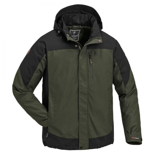 Pinewood Jacket Caribou TC Extreme Mossgreen/Black
