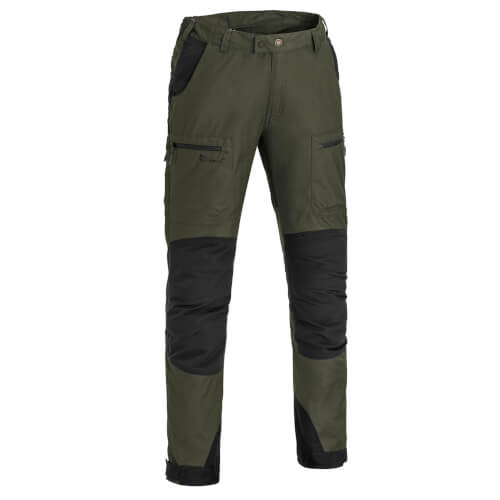 Pinewood Trousers Caribou TC Mossgreen/Black
