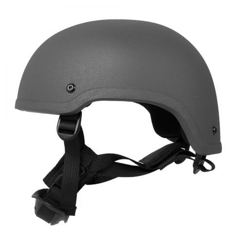 HCS Special Forces Helm mit Pads Schwarz