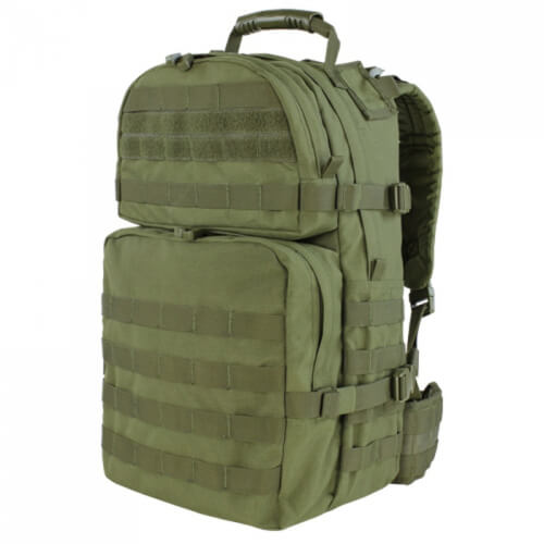 Condor Medium Assault Pack oliv drab