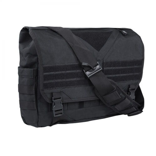 Condor Scythe Messenger Bag Schwarz