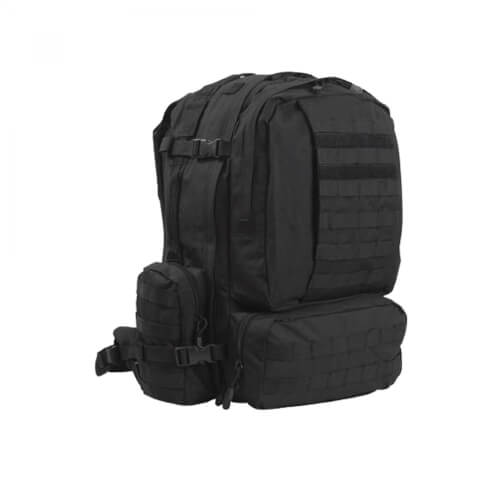 Condor BK3 Day Assault Pack Schwarz