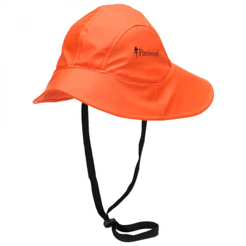 Pinewood Southwest Rainwear Hat orange