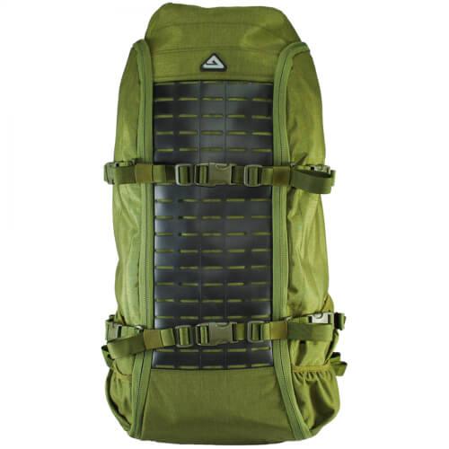 Delta Bags Backpack Voyager Farngrün