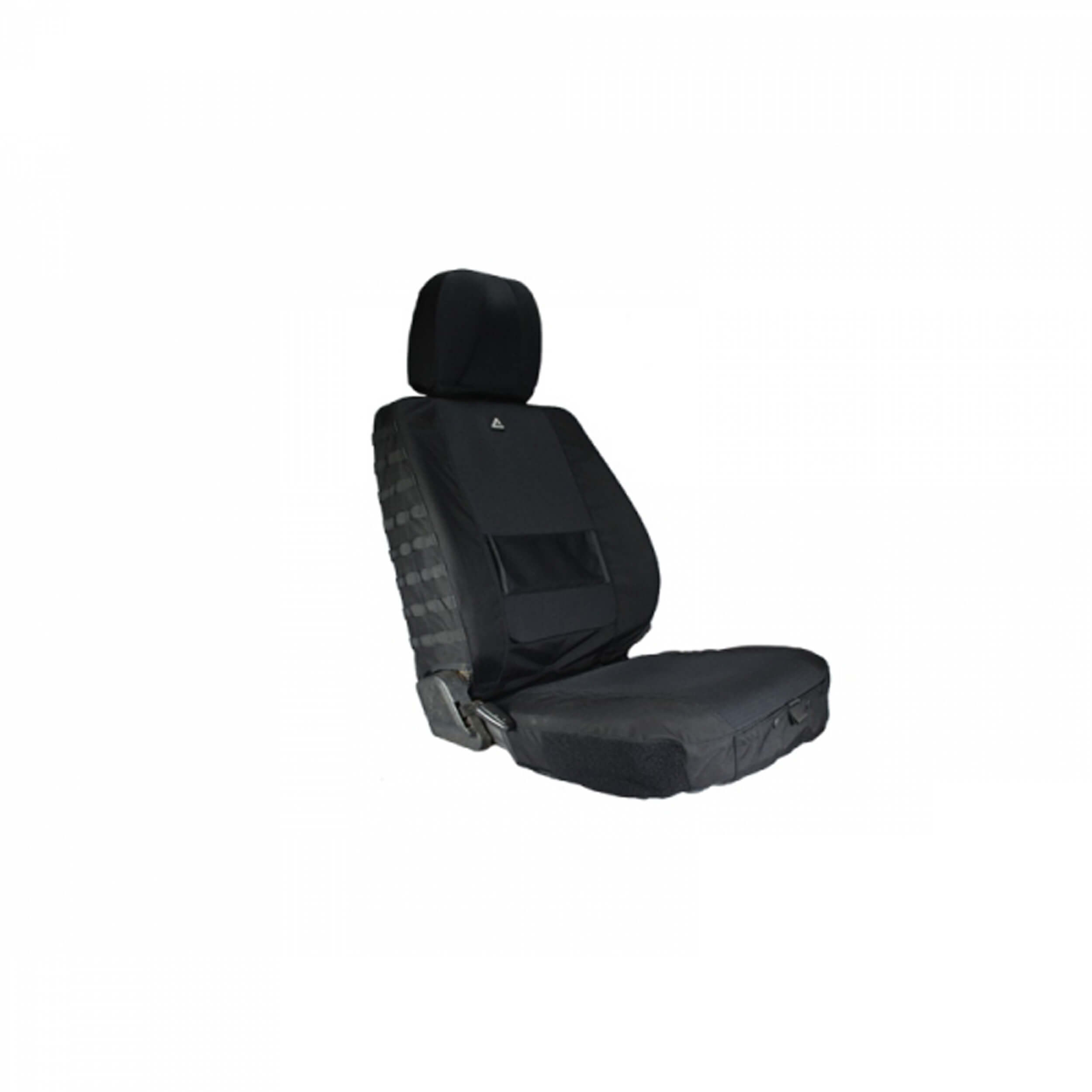 Driver Seat Cover TD4 Schwarz