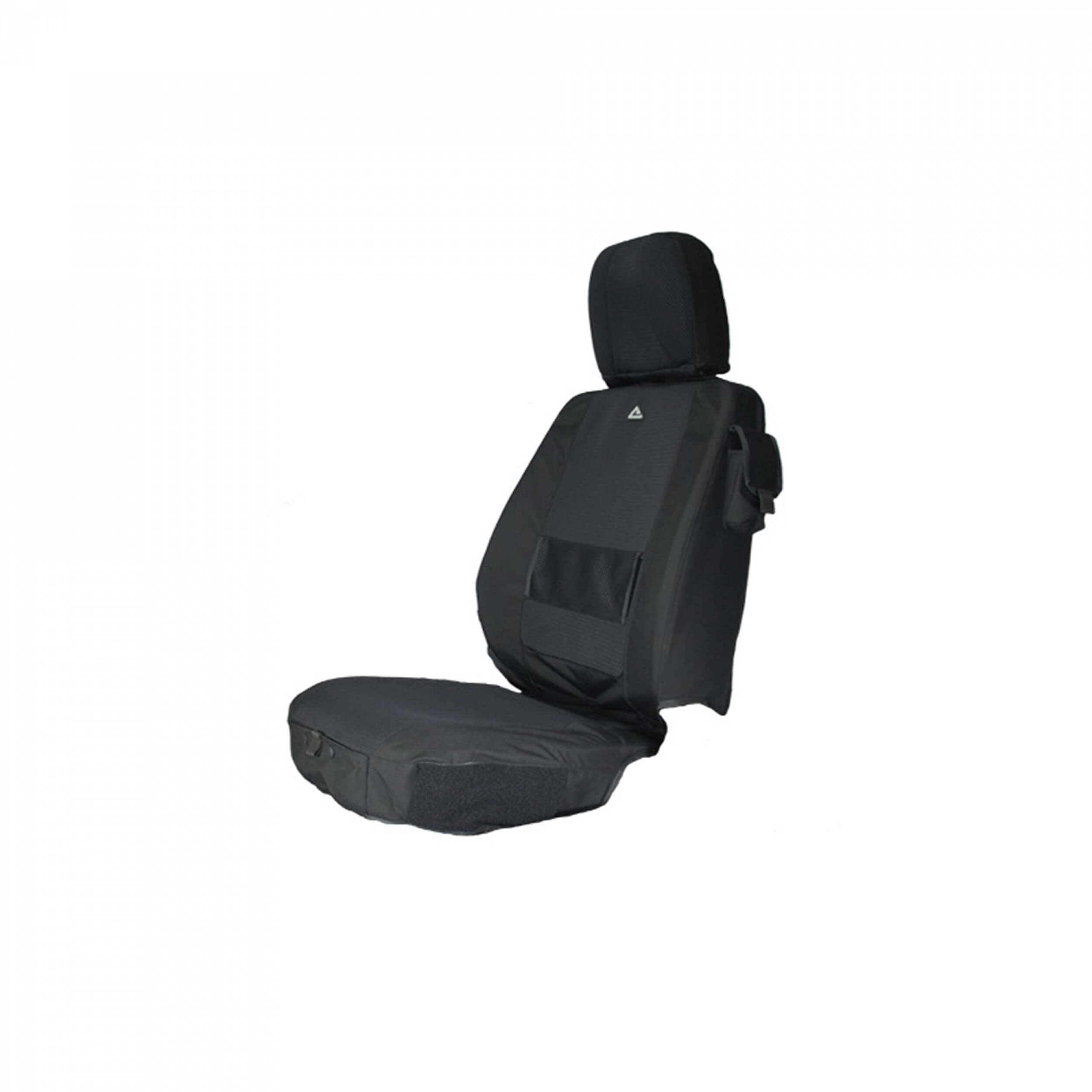 Delta Bags Driver Seat Cover TD4 Schwarz