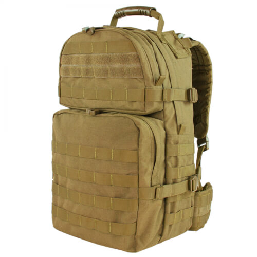 Condor Medium Assault Pack tan