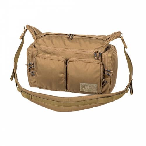 Helikon-Tex WOMBAT Mk2 Shoulder Bag - Cordura coyote