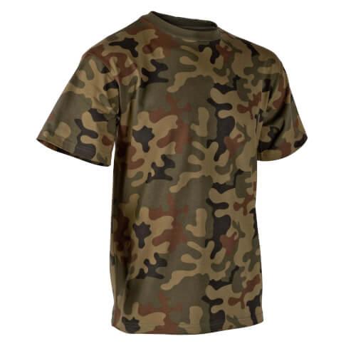 Helikon-Tex T-Shirt - Cotton PL Woodland