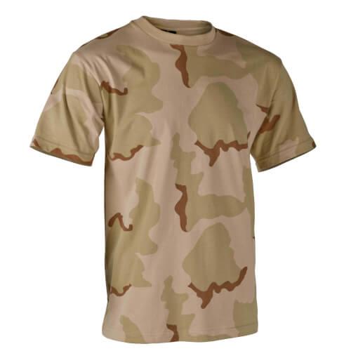 Helikon-Tex T-Shirt - Cotton US Desert